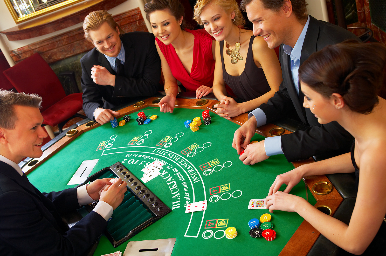 how to play blackjack at casino and win